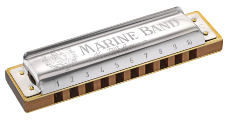 Getting Good on Blues Harp: a 12-point lesson plan